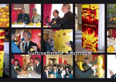MKB Leerbanen startconferentie Amsterdam